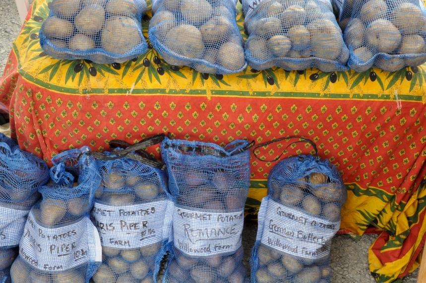 Heirloom Potatoes